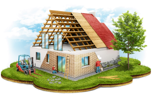 Строительство домов в Саках